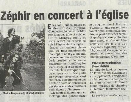 Le Dauphiné Libéré, quotidien régional