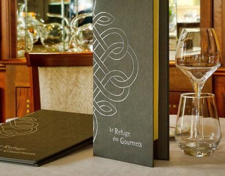 Le Refuge des Gourmets, restaurant 1 étoile Michelin, Grand Genève