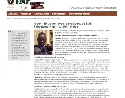 OTAF (Genève) – lutte anti-tabac