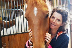 Annabel Brourhant et sa passion du cheval - DR BM