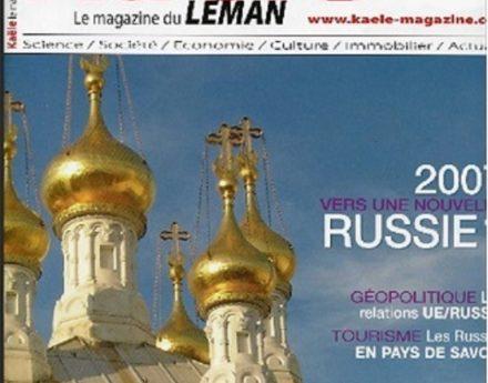 Kaële Annecy Léman, mensuel régional
