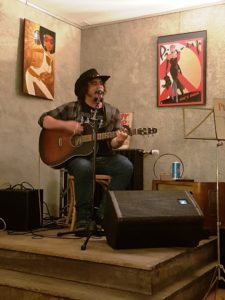 Sebastien Mella guitariste